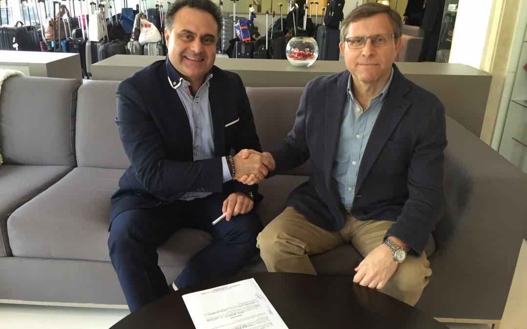 Acuerdo de colaboración con Mice in the Cloud: integración de su portal web para reservas online de salas de reuniones en Wasabi-s y Frontoffice