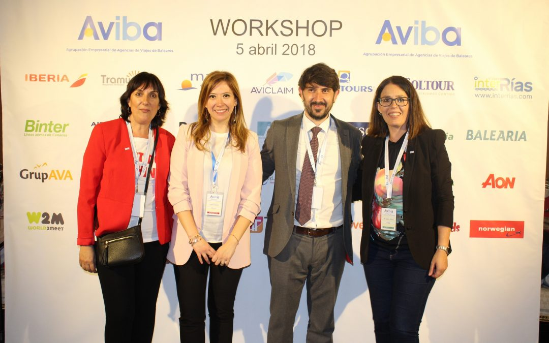 AVIBA presentó su segundo Workshop.