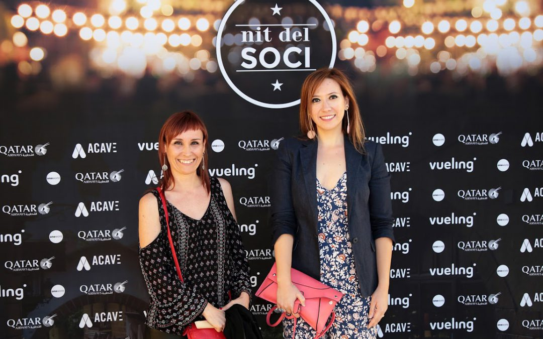 El pasat 29 de juny va tenir lloc la IV Nit del Soci de ACAVe a Barcelona