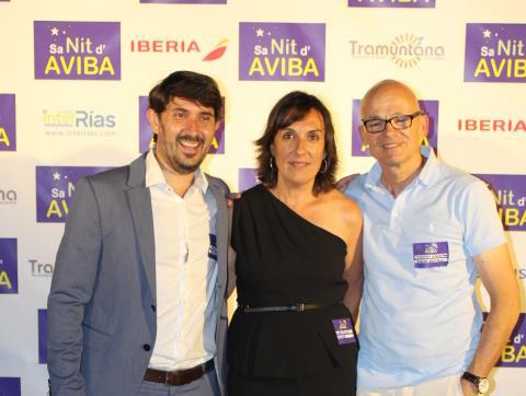 Beroni informàtica va participar a l'esdeveniment  Sa Nit d'Aviba, a Palma de Mallorca