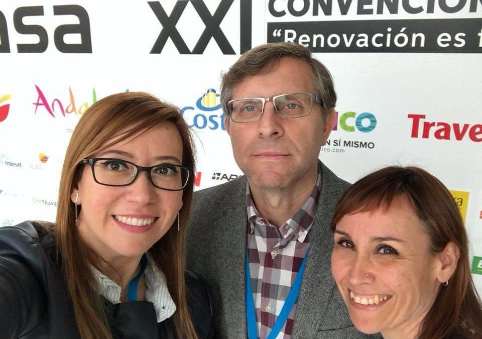 21ª Convencion AVASA en Sitges: Renovación es futuro.