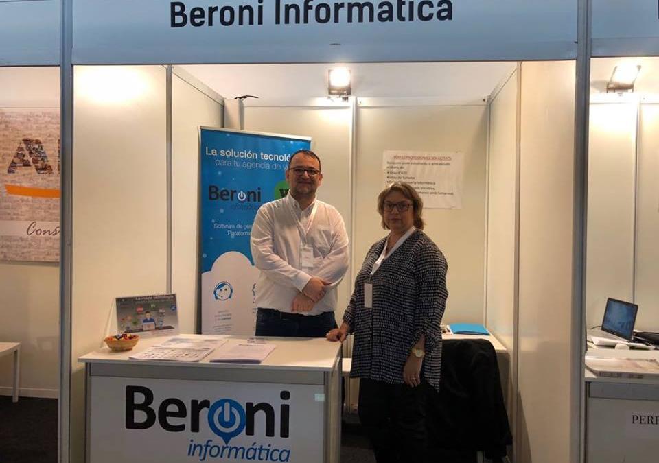 "Beroni informática asistió la 5 edición de la ""fira del treball"" de la UdL."