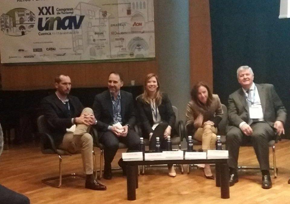 Unav celebró su XXI congreso en Cuenca, del 11 al 13 de abril