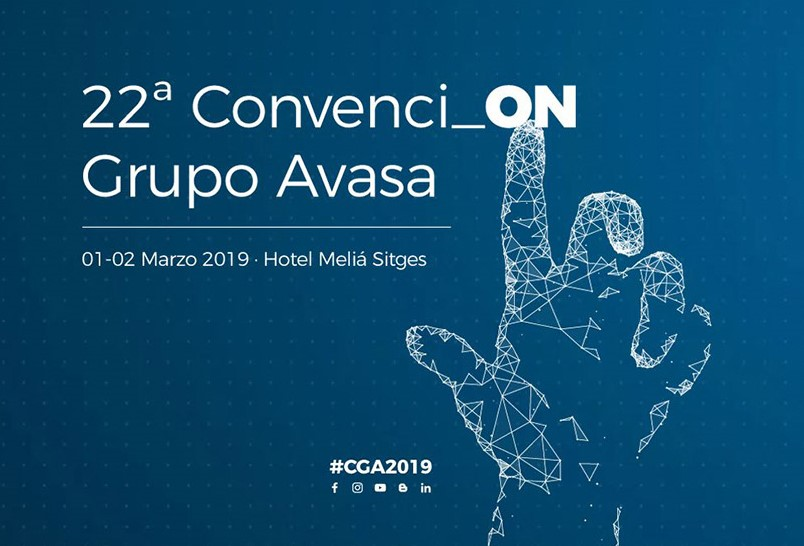 Presentes en la 22ª edición de la convención del Grupo AVASA