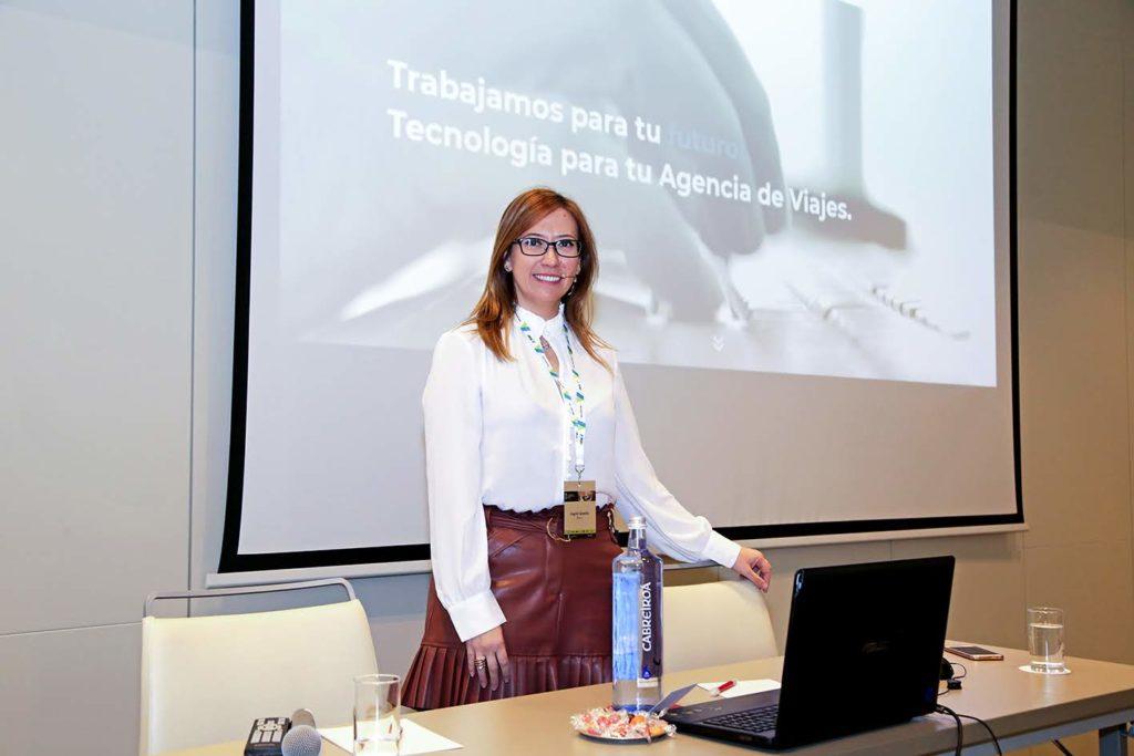 tecnologia agencias de viajes