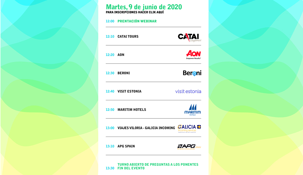 ¡Te esperamos en el ACAVe Travel Market 2020!