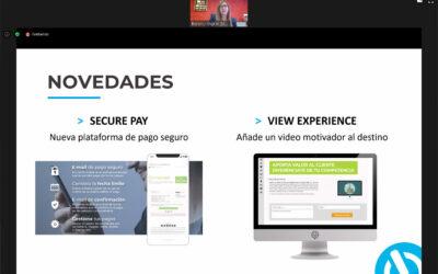 Beroni presenta Secure Pay y View Experience en el ACAVe Travel Market 2020
