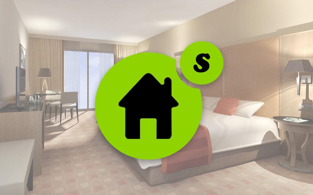 Wasabi-s Hoteles: Ya puedes acceder a la web del hotel y visualizar el número de reservas de cada hotel en los últimos 12 meses